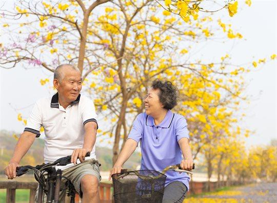50代のサイクリング