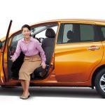 新型日産ノートe-Power を親子で使う場合、使用条件別の自動車保険料