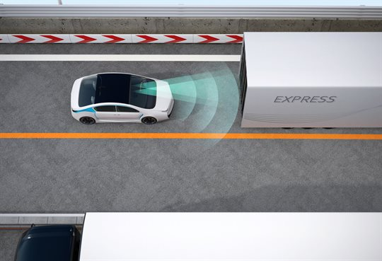高速道路の自動運転