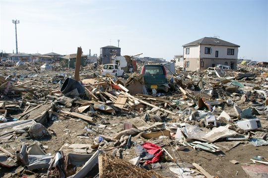 地震と津波