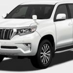 トヨタ ランドクルーザープラドの自動車保険と年齢別保険料