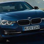 BMW 3シリーズの自動車保険|型式別・年齢別保険料