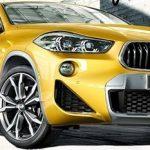 BMW X2のおすすめ自動車保険|年齢別保険料と料率クラス
