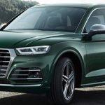 アウディQ5・SQ5の自動車保険|型式・年齢別保険料