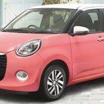 ダイハツ ブーンの自動車保険|型式・年齢別保険料