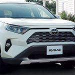 トヨタRAV4の保険料|RAV4の年式と年齢別の自動車保険